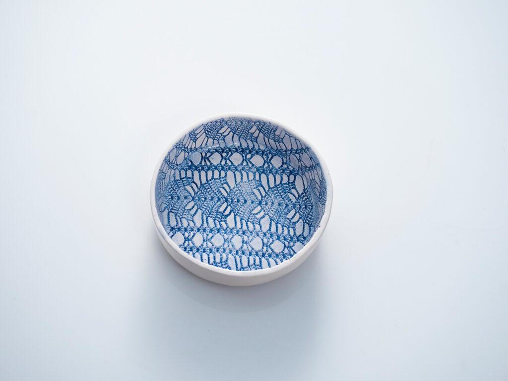 small round plate 11cm x 3cm