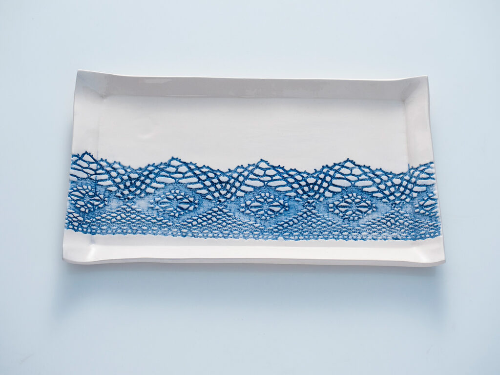 rectangular large plate 29cm x 16cm x 2cm