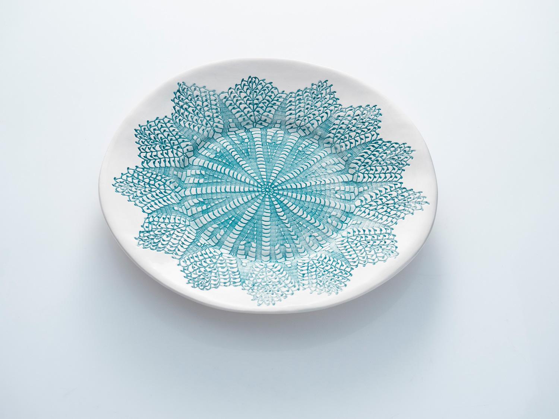 large platter 34cm x 3cm