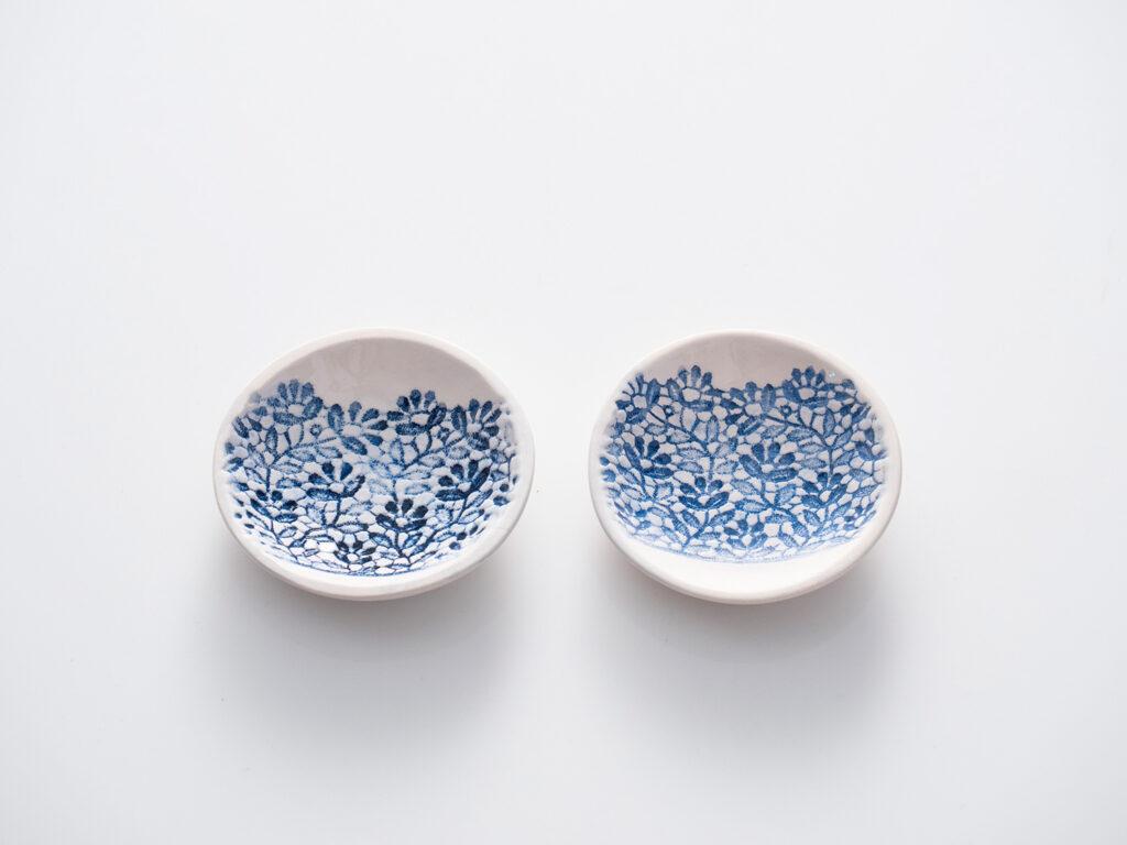 salt and papper bowls 7,5cm