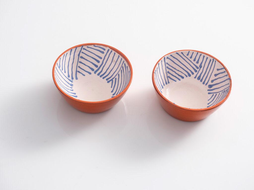 breakfast bowls 15cm x 6cm