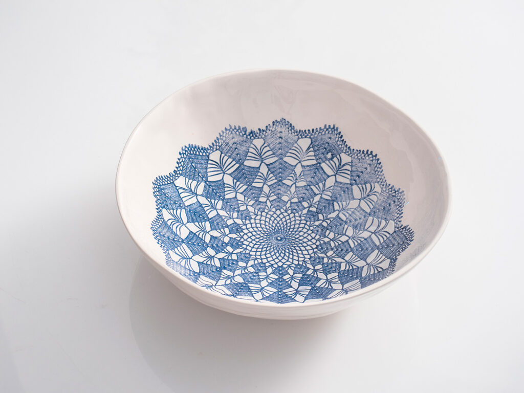 salad bowl 26cm x 9cm